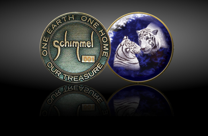 Schim Schimmel Coin Collection